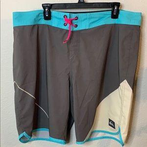 Quiksilver Multi-colored Board Shorts